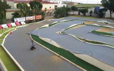 El circuito de San José de la Rinconada, 100% moqueta