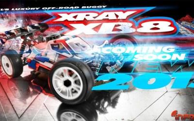 Nuevo XRay XB8 2015 - Características de lo nuevo de Hudy