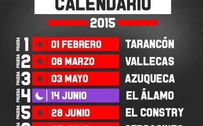 Las Madrid Nitro Series (MNS) ya tienen fechas oficiales