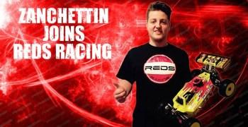 Alex Zanchettin y Jerome Aigoin se unen al equipo REDS Racing