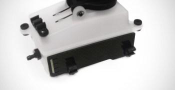 Protector lateral de carbono para el depósito de Mugen MBX7R
