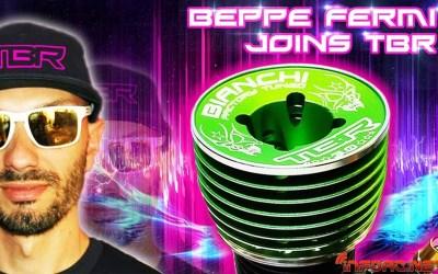 Beppe Fermi se une al equipo TBR