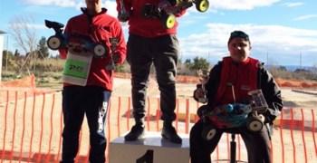 Cronica: Sexta prueba del Regional de Murcia. Por Juan Guillermo Carrasco