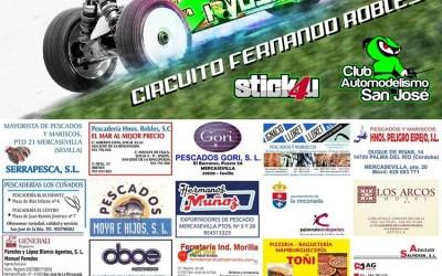 Este finde: Segunda prueba del Campeonato de Andalucía 1/8 TT Gas 2015