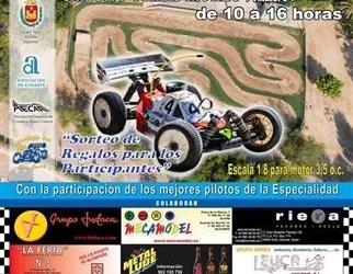 Este finde: Sexta prueba del Campeonato del Levante 1/8 TT Gas en Elda