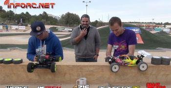 Video: Nacional 1/8 TT Gas 2015 – Sábado, entrevista y torneo de cambiar ruedas
