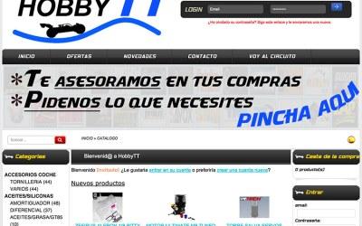 Hobby TT - Nuevas entradas en stock. Gama Ultimate Engines y alerón Zefirus Bittydesign