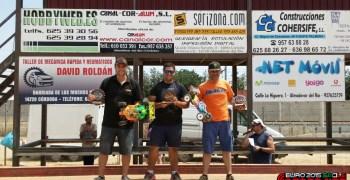 Resultados: Cuarta prueba del Campeonato Cordoba Jaen 1/8 TT Gas 2015
