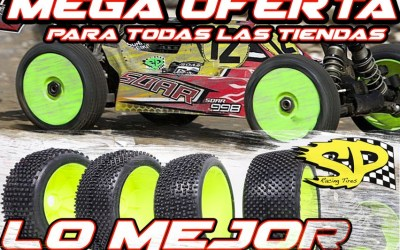 Ruedas SP: Mega oferta misteriosa para tiendas...