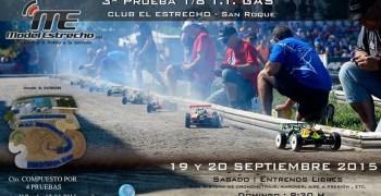 Este finde: 3ª Prueba Modelestrecho Race 1/8 T.T. Gas 2015