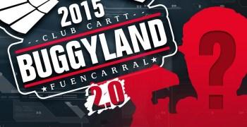 Buggyland 2.0 - Confirmado otro piloto internacional ¿Adivinas quién es?