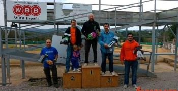 Resultados - 1ª Prueba Campeonato Provincial de Castellón 1/8 TT gas y 1/8 TT e