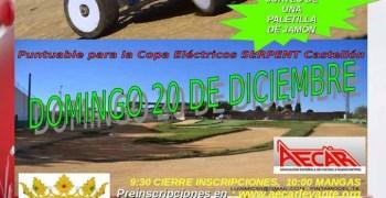 Trofeo de Navidad RC Buggy Sant Joan de Moro