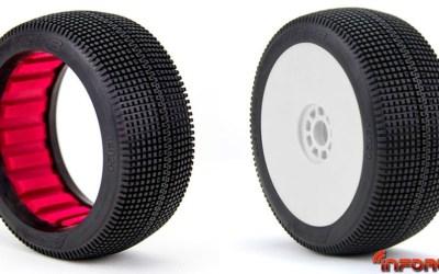 Zipps, el nuevo neumático de AKA para 1/8 TT