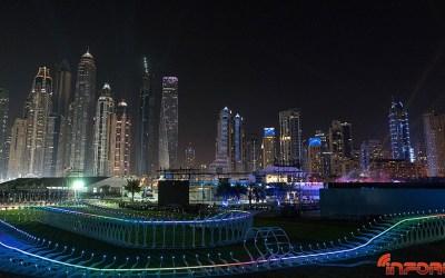 Crónica - Tres españoles el el World Drone Prix de Dubai