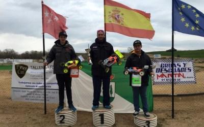 Resumen - Segunda prueba del Campeonato de Madrid 1/8TT gas 2016 - El Álamo