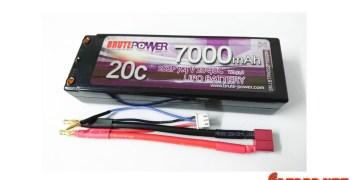 SLS presenta Brute Power, su nueva gama de LiPos
