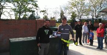 Resultados - Campeonato de España B 1/8 TT Gas Fuencarral
