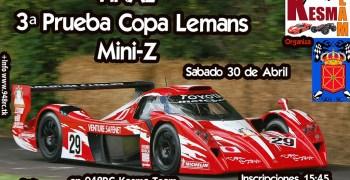 30 de Abril - Tercera prueba Copa LeMans en el Club 948RC-Kesma