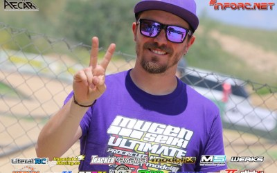 Q2 para Robert Batlle en el Campeonato de España A 1/8 TT Gas de El Alamo
