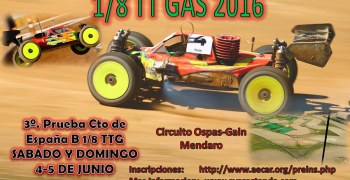 4 y 5 de Junio - Campeonato de España B en Mendaro