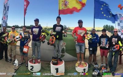 Juan Carlos Canas se lleva la segunda prueba del Nacional A 1/8 TT Gas 2016