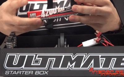 Vídeo - Montando una mesa de arranque Ultimate Racing con Robert Batlle