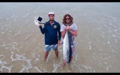 Video - Pescando atunes con un DJI Phantom