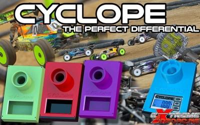 Cyclope, la báscula para rellenar tus diferenciales con la máxima precisión