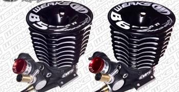 Hobbycar RC - Ya en España los nuevos motores Werks B5 y B6 Pro II