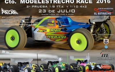 23 de Julio - Segunda prueba Modelestrecho Race 1/8 TT Eco y 1/10 2WD
