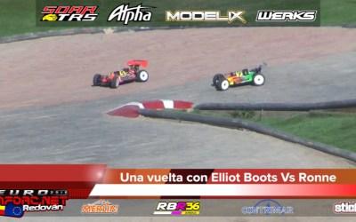 Video - Vueltas de apertura al circuito de algunos pilotos top.