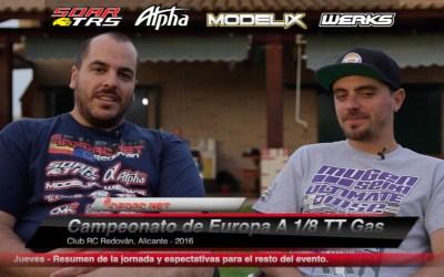 Video - Resumen de la jornada con Miguel Zambrana y Robert Batlle