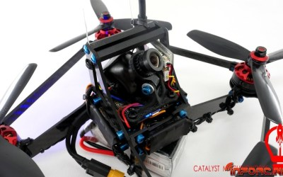 The Stig 195 - El dron de carreras capaz de superar los 165 Kmh