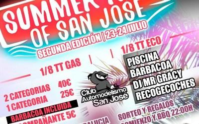 23 y 24 de Julio - Summer Race San Jose segunda edición