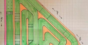 11 de Septiembre jornada de puertas abiertas en Aeri Model Club en Castellar del Valles. Inauguración circuito off road