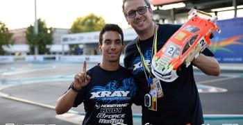 Coelho se lleva la pole en el Campeonato del Mundo 1/10 Touring en China