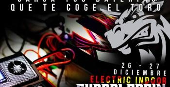 26 y 27 de Diciembre - Guadalcacín Electric Indoor. Ve cargando tus baterías.