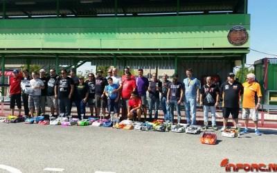 Cronica segunda carrera del campeonato de españa de gt en Arca