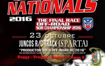 Puerto Rico - 23 de Octubre, última carrera del Campeonato SOR 2016