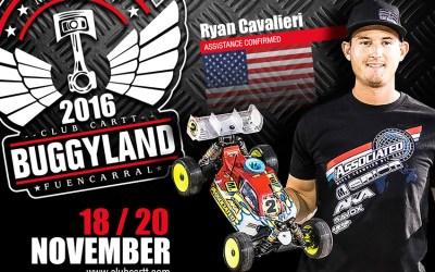 Buggyland 3.0 - Ryan Cavalieri, segundo estadounidense confirmado para esta edición