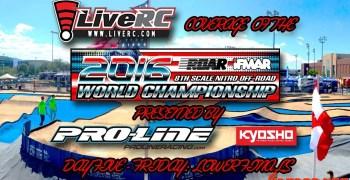 Video en directo - Viernes en el Campeonato del Mundo en Las Vegas. Sub finales.
