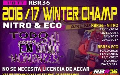 RBR36 Arena anuncia su desvinculación de Aecar