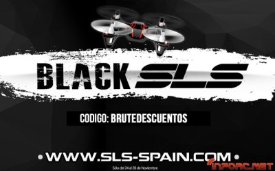Black Friday en SLS Spain - ¡Descuentos de hasta el 50%!