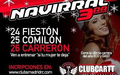 24 a 26 de Diciembre - Navirral, la carrera navideña de Fuencarral.