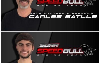 Dani Batlle y Carles Batlle confirmados en Speedbull, el equipo de competición de Soar Seiki