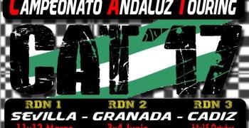 Campeonato Andaluz de Touring eléctrico. CAT`2017