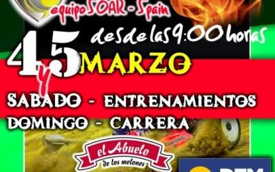 4 y 5 de Marzo - Segundo Open RC Paradise en Murcia