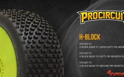 ProCircuit presenta H-Block, uno de los modelos de su nueva gama de ruedas