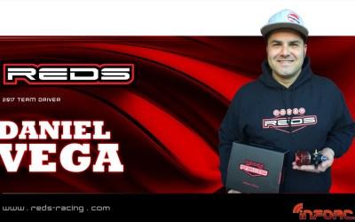 Dani Vega renueva con REDS Racing